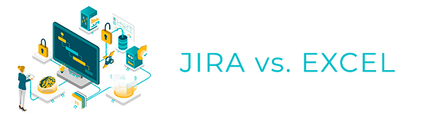 Project management with Jira or Excel: Which tool is better?